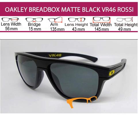 OAKLEY BREADBOX VR46 VALENTINO ROSSI
