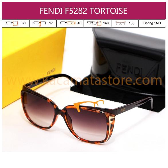 FENDI F5282 TORTOISE