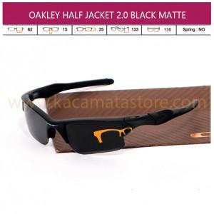 OAKLEY HALF JACKET 2 BLACK MATTE
