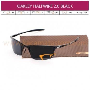 OAKLEY HALFWIRE 2.0 BLACK