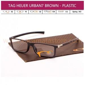 TAG HEUER URBAN7 BROWN - PLASTIC