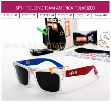 JUAL MODEL KACAMATA TERBARU ONLINE SPY+ FOLDING TEAM AMERICA