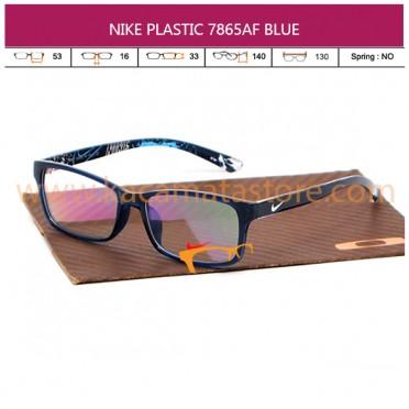 NIKE PLASTIC 7865AF BLUE