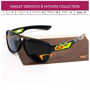 OAKLEY DISPATCH II FATHOM COLLECTION