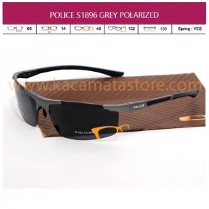 POLICE S1896 GREY POLARIZED