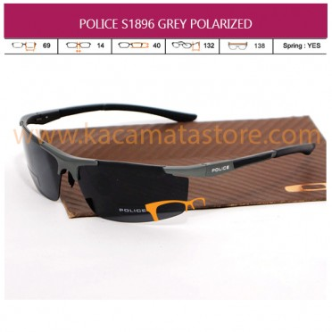 POLICE S1896 GREY POLARIZED