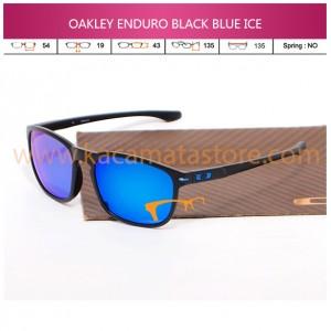 JUAL KACAMATA OAKLEY ENDURO BLACK BLUE ICE