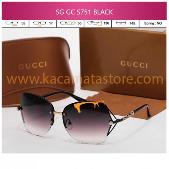 JUAL KACAMATA ONLINE SG GC S751 BLACK