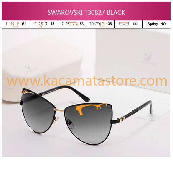 JUAL KACAMATA ONLINE SWAROVSKI 130827 BLACK