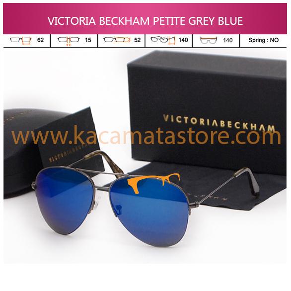 JUAL KACAMATA ONLINE VICTORIA BECKHAM PETITE GREY BLUE