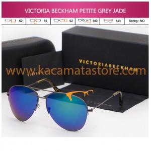 VICTORIA BECKHAM PETITE GREY JADE