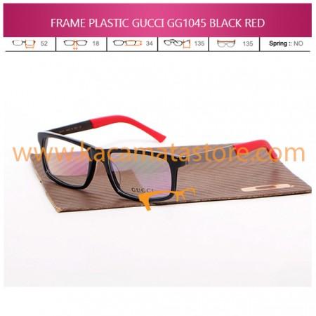 JUAL KACAMATA BACA GC GG1045 BLACK RED