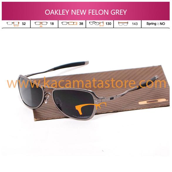 OAKLEY NEW FELON GREY