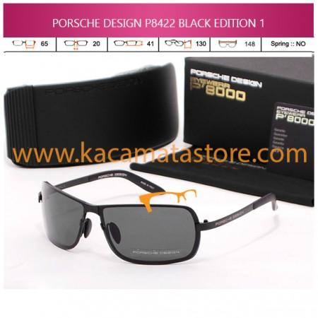 JUAL KACAMATA ONLINE PORSCHE DESIGN P8422 BLACK EDITION 1