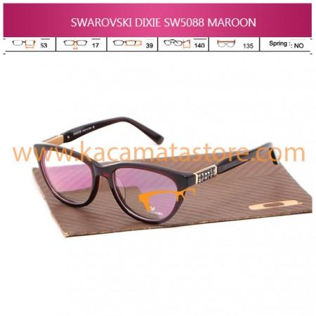 SWAROVSKI DIXIE SW5088 MAROON