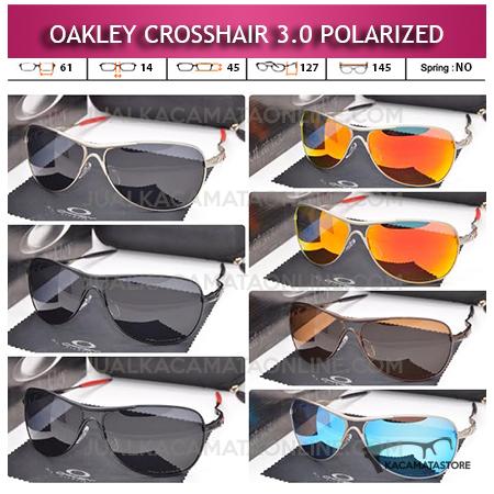 Jual Kacamata Oakley Crosshair 3.0 Polarized Terbaru