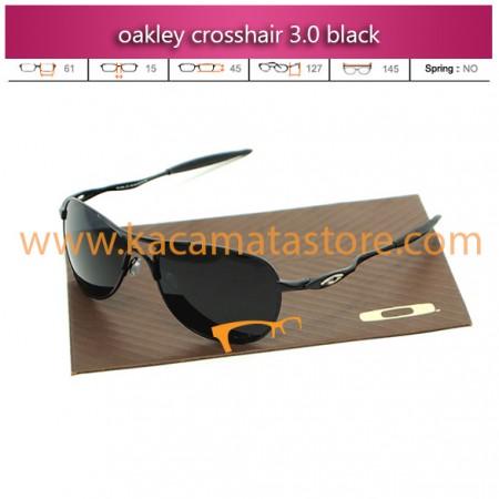 toko kacamata online jual kacamata oakley crosshair 30 black