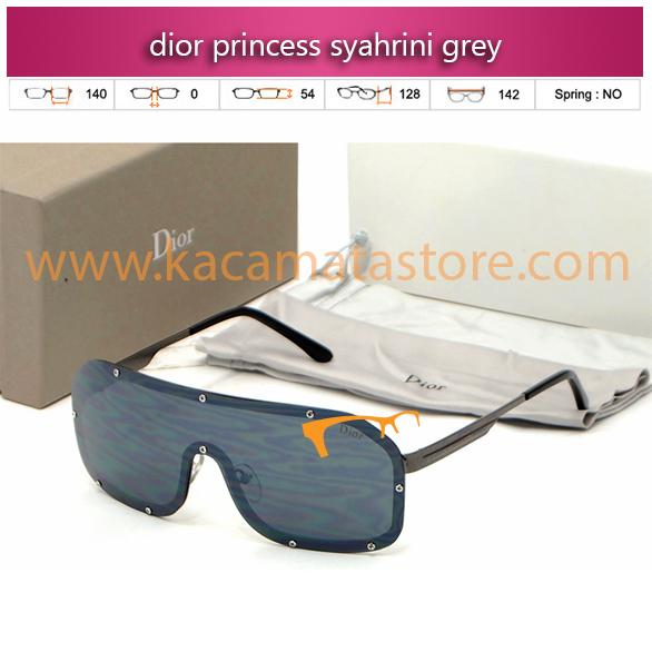 jual kacamata syahrini model terbaru dior princess syahrini grey