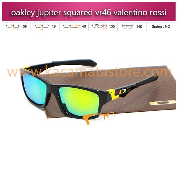 jual kacamata oakley jupiter squared vr46 valentino rossi