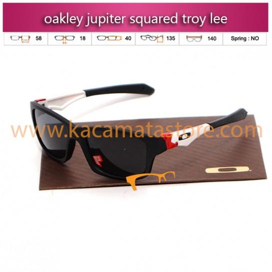 jual kacamata oakley kw jupiter squared troy lee