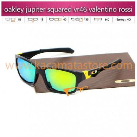 model terbaru kacamata oakley jupiter squared vr46 valentino rossi