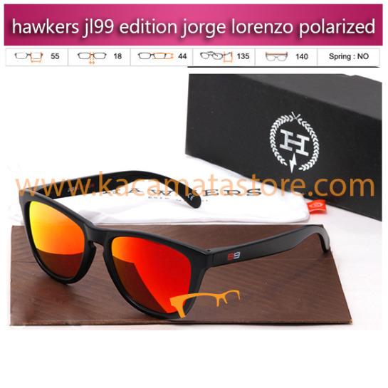 jual kacamata hawkers jl99 edition jorge lorenzo polarized toko kacamata online harga frame minus pria wanita branded kacamata rayban kw murah terbaru 2015
