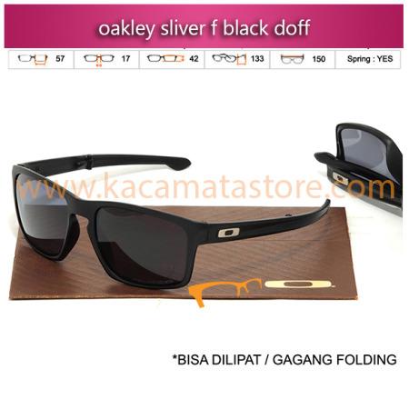 jual kacamata oakley sliver f black doff jual kacamata online harga kacamata oakley pria wanita branded kacamata kw murah terbaru 2015