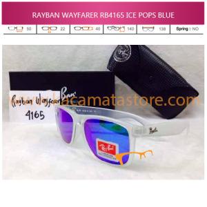 jual kacamata rayban wayfarer terbaru ice pops blue