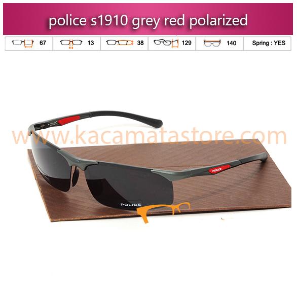 kacamata gaya police model terbaru polarized seri s1910
