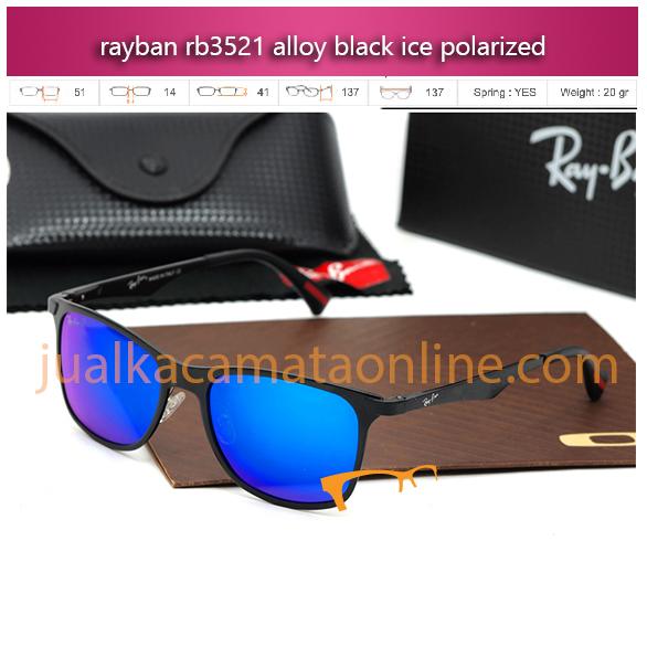 model kacamata rayban rb3521 terbaru