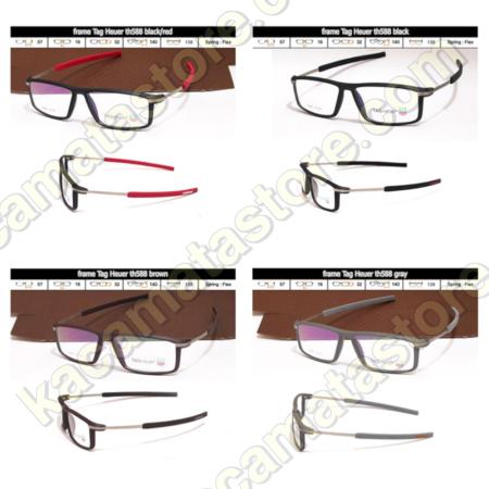 jual frame kacamata baca tag heuer th588