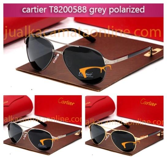 Jual Kacamata Cartier T8200588