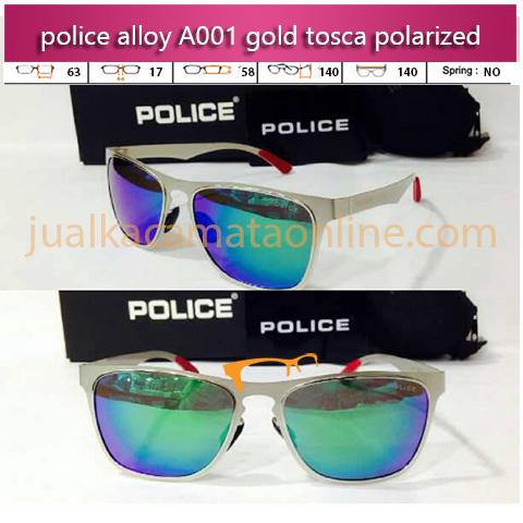 Kacamata Police A001 Tosca