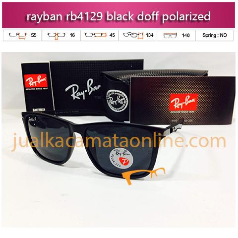 jual kacamata rayban polarized rb4129 terbaru