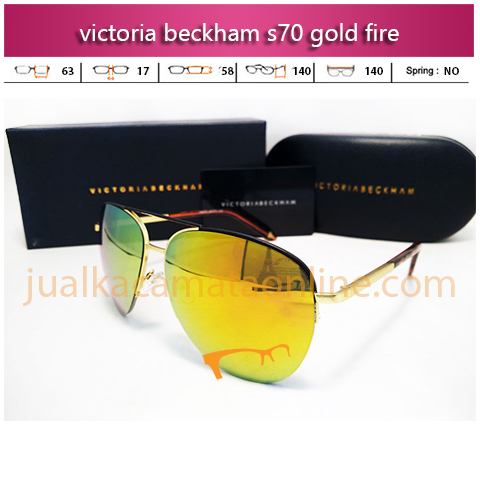 Victoria Beckham S70 Gold Fire