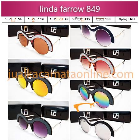kacamata gawa terbaru kacamata linda farrow 849