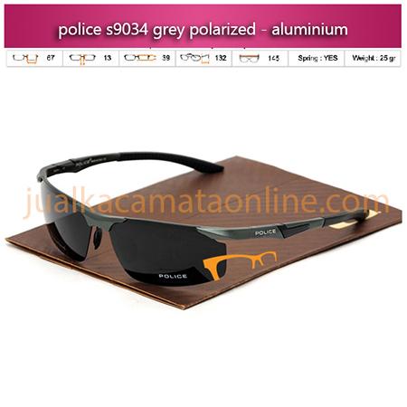 Kacamata Police S9034 Grey