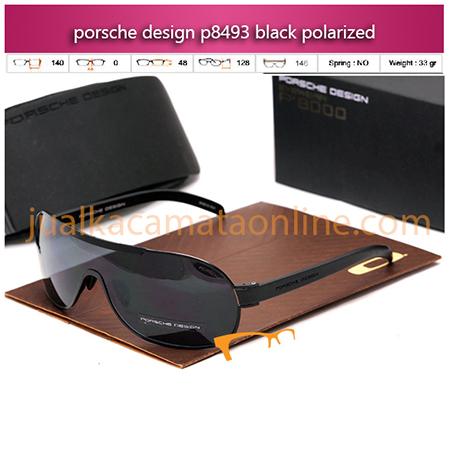 Jual Kacamata Porsche Design P8493 Black