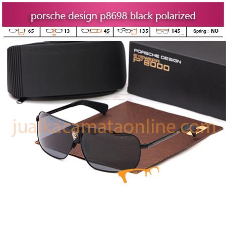 Kacamata Porsche Design P8698 Black