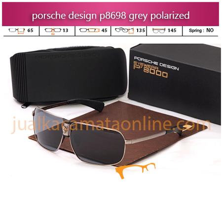 Jual Kacamata Porsche Design P8698 Grey