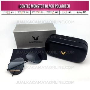 Jual Kacamata Terbaru Gentle Monster Aviator Black
