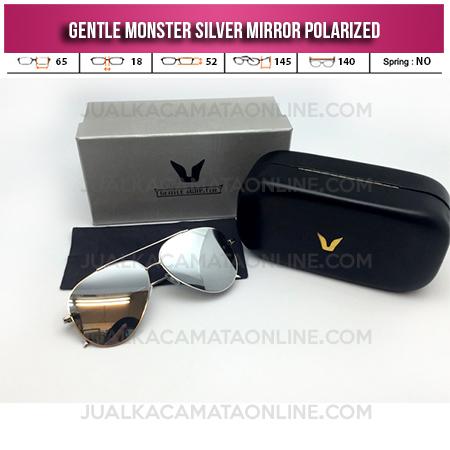 Jual Kacamata Gentle Monster Aviator Mirror