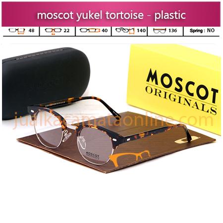 Jual Kacamata Moscot Yukel Tortoise Terbaru