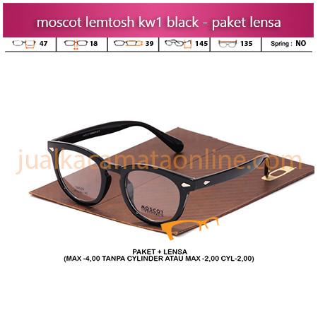 Jual Paket Kacamata Moscot Lemtosh