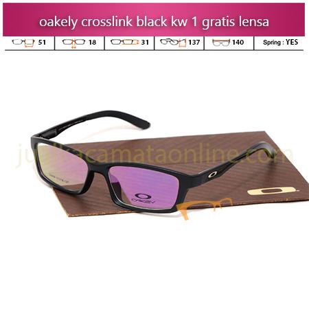 Jual Frame Kacamata Oakley Crosslink