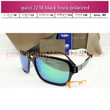 Kacamata Gucci 2238 Black Tosca