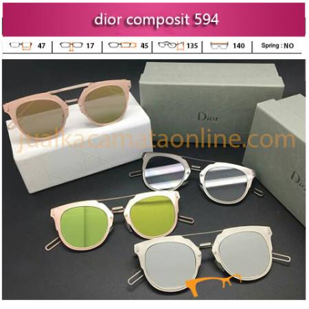 Jual Kacamata Dior 594 Composit Terbaru