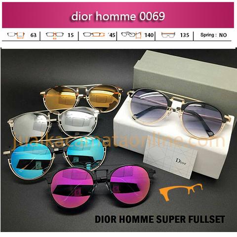 Jual Kacamata Dior Homme 0069 Terbaru