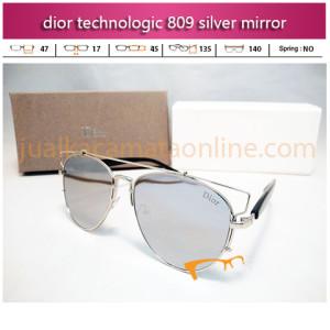 Jual Kacamata Dior Technologic 809 Silver Mirror