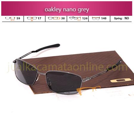 Harga Kacamata Oakley Nano Grey